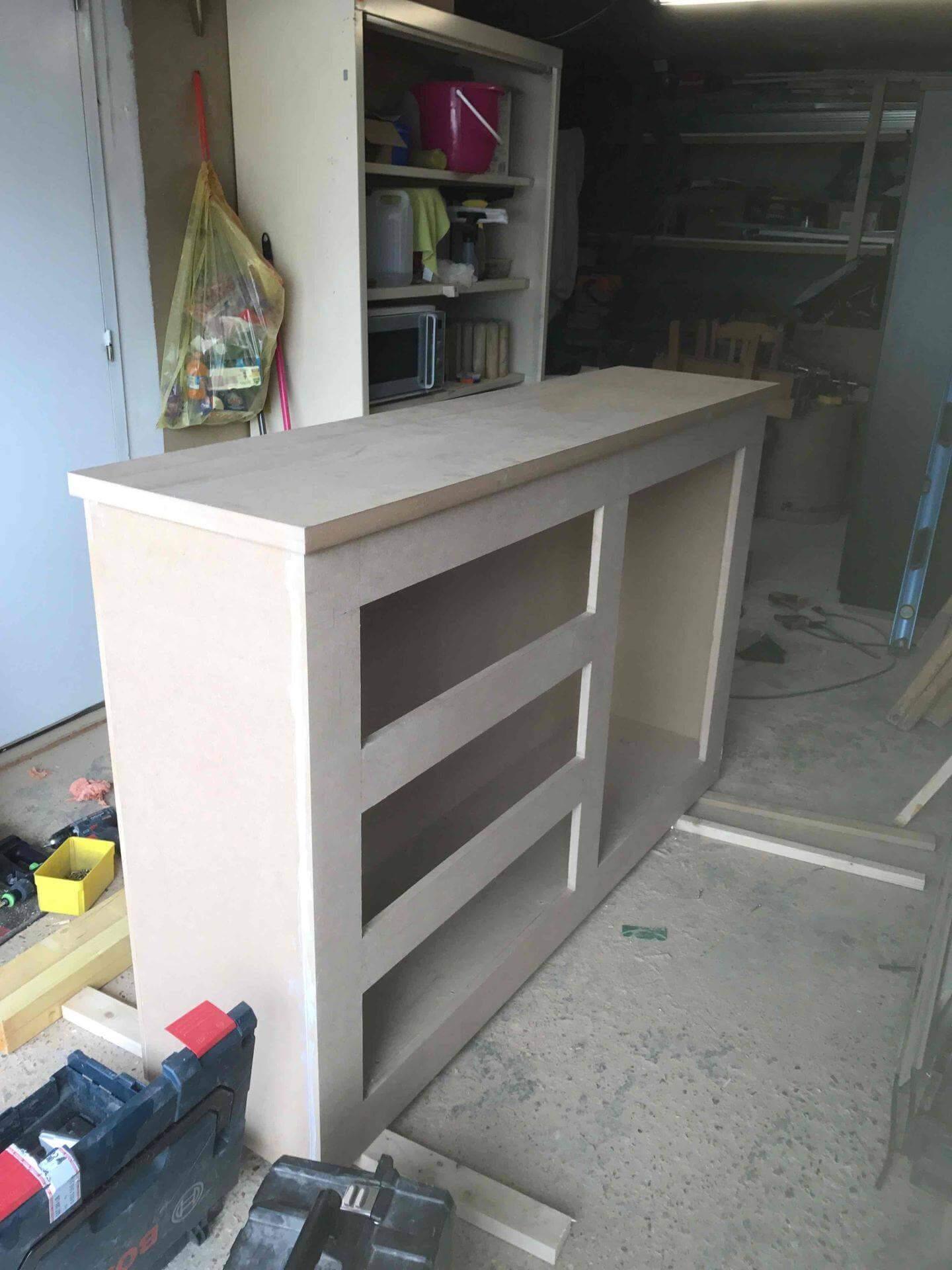 Créateur de meuble sur mesure, dressing près de chez moi, en Normandie, Bretagne ou Ile de France